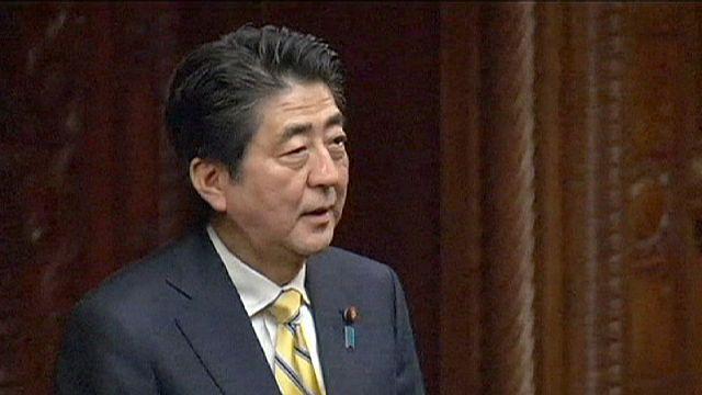 Japon parlamentosu feshedildi