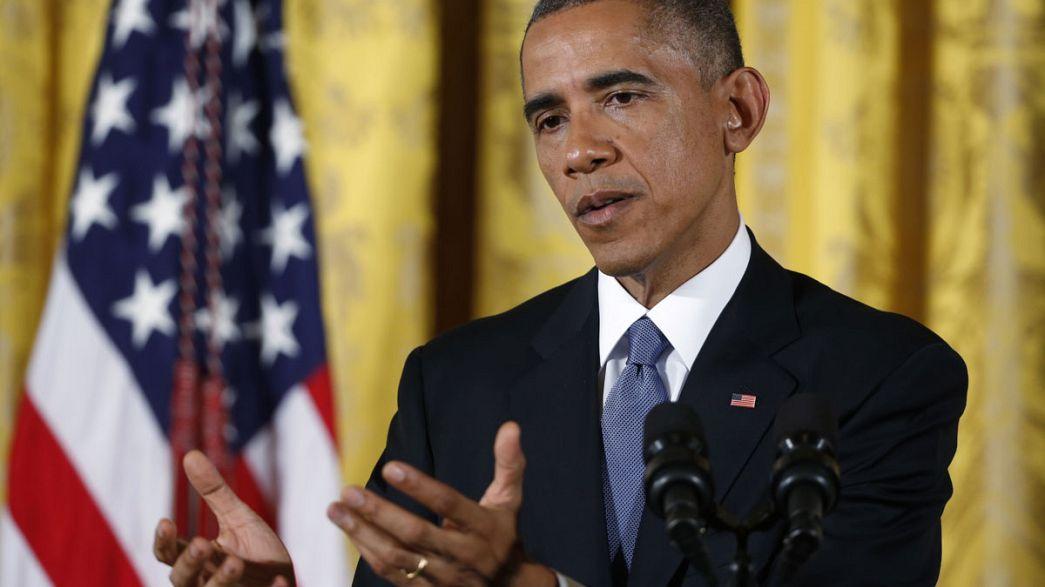 Obama'dan beklenen göçmenlik yasası çıktı