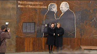 Merkel and Kopacz mark 25th anniversary of Polish-German reconciliation