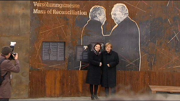 Merkel et Kopacz célèbrent le 25ème anniversaire de la réconciliation germano-polonaise