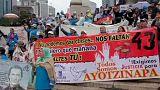В мексиканской столице опять столкновения
