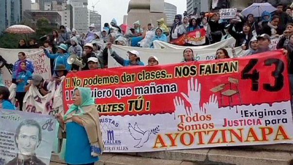 Meksika'da hükümete öfke büyüyor