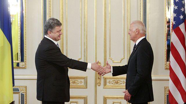 США обещают поддержать Украину
