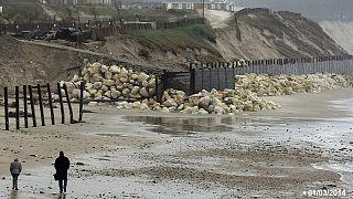 France : le littoral aquitain recule d'une dizaine de mètres