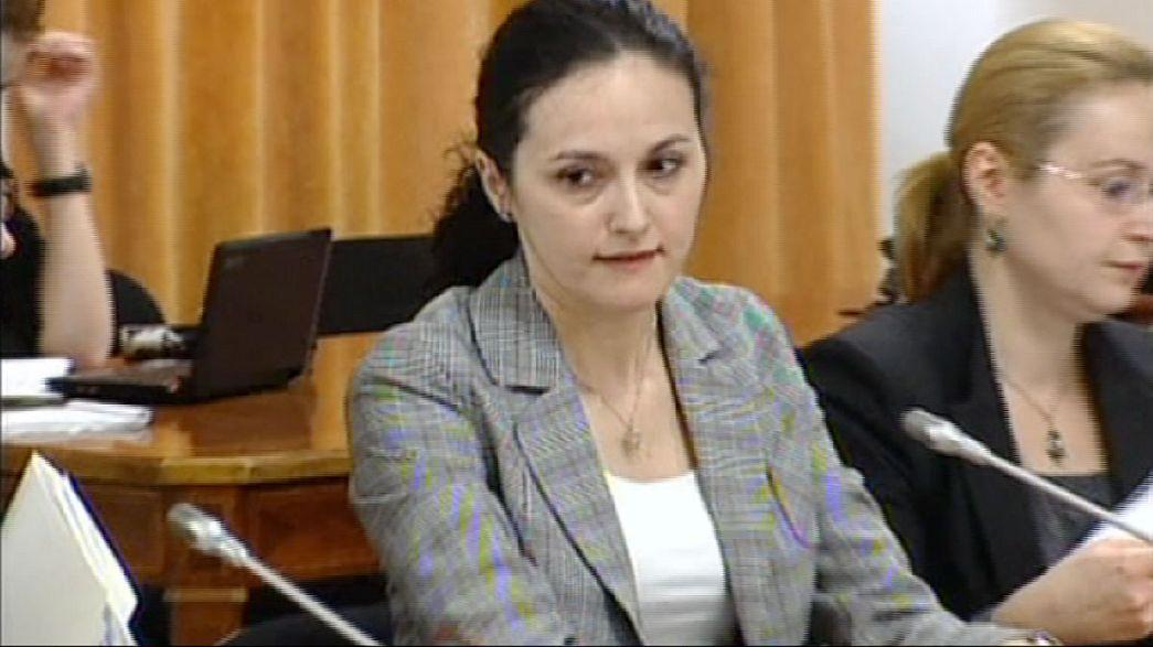 Roménia: Primeira vaga anti-corrupção da era Klaus