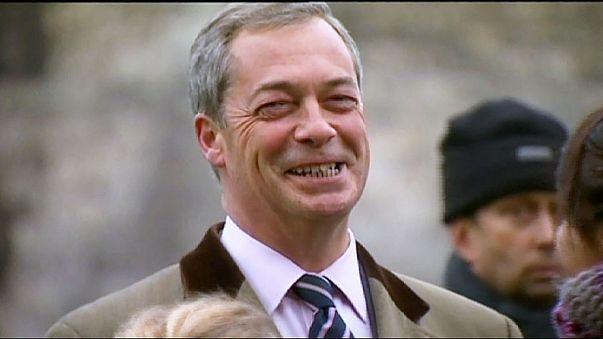 İngiltere'de ara seçimin galibi UKIP