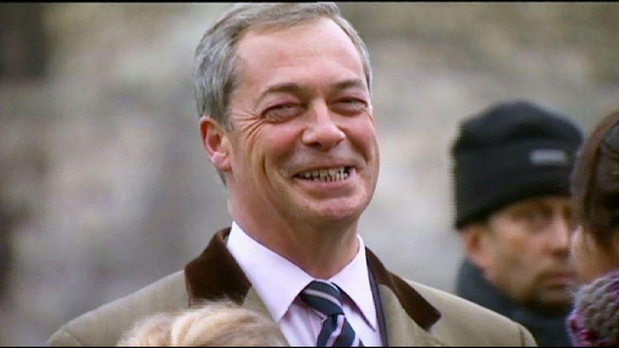 Успехи партии UKIP портят настроение Кэмерону
