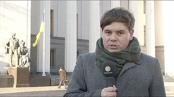 Coalition agreement signed in Ukraine