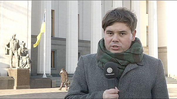 مولد حكومة جديدة في اوكرانيا