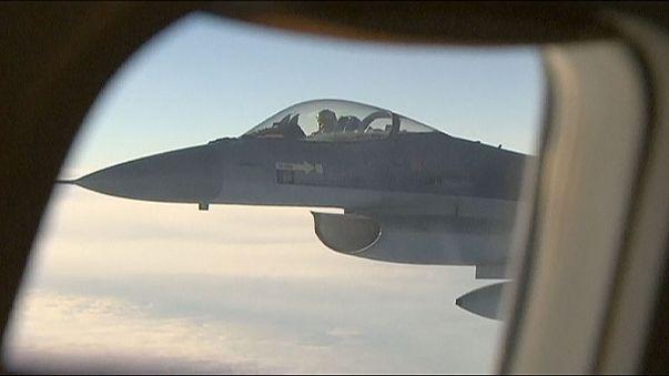 Toni da Guerra Fredda tra Mosca e la NATO