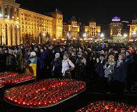 """Годовщина """"Майдана"""": нет у революции конца"""