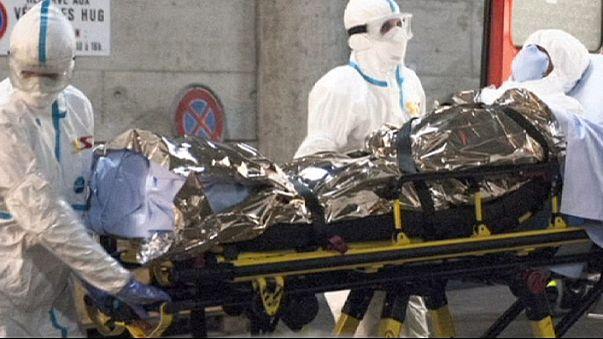 ارتفاع عدد قتلى فيروس إيبولا إلى 5459