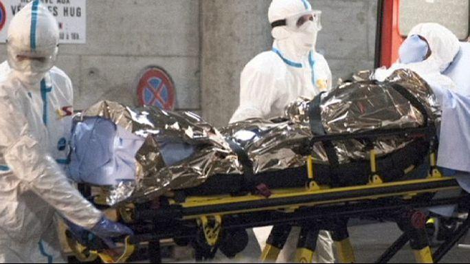 Elérte Malit az ebola-járvány