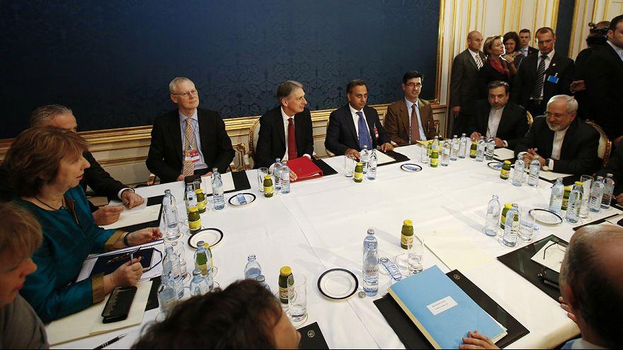 Maratonianas negociaciones en Viena sobre el programa nuclear iraní