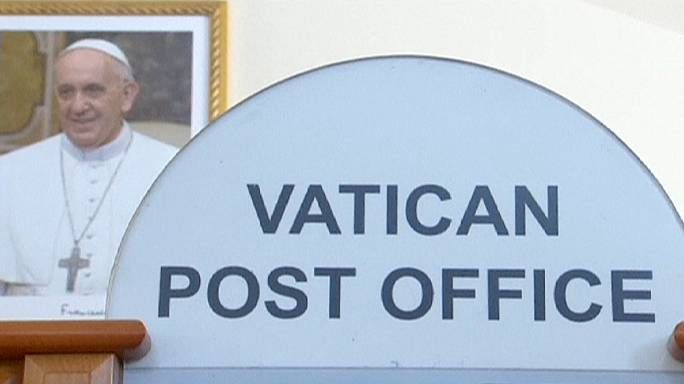Vatican raffles gifts to pope to raise money for the poor