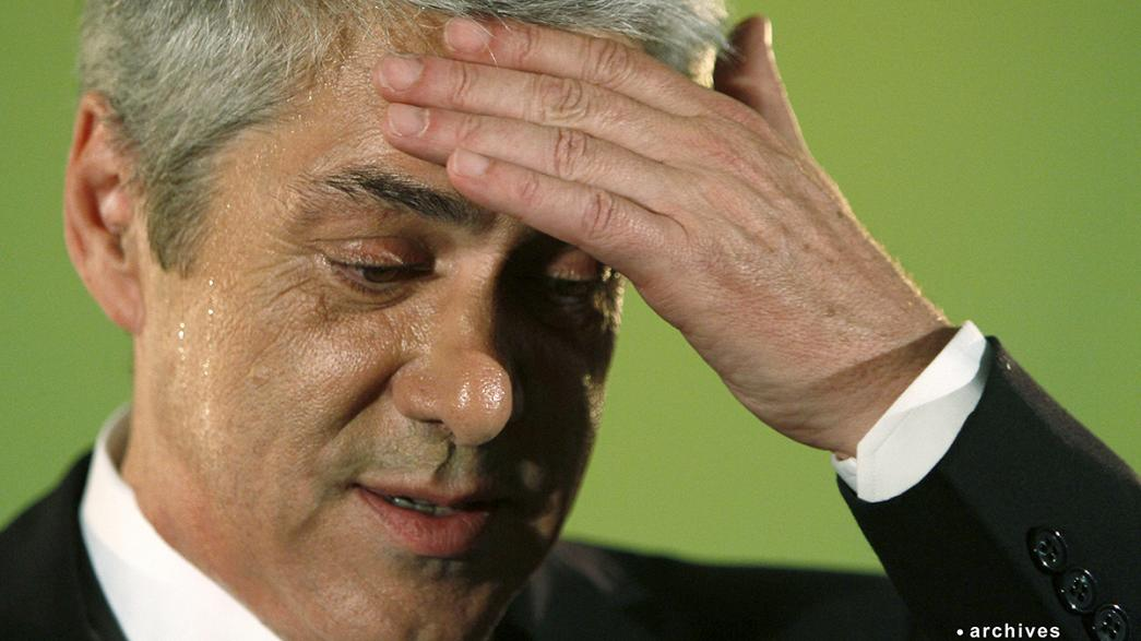 Detienen al ex primer ministro portugués José Socrates