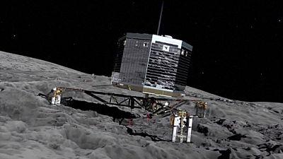Recording of Philae probe landing on Comet 67P released