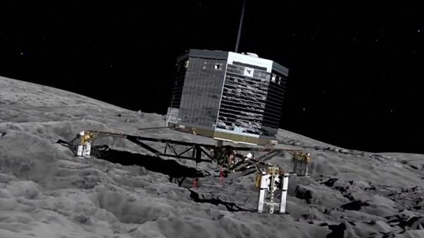 Φίλαι: Ο ήχος της προσεδάφισης στον κομήτη