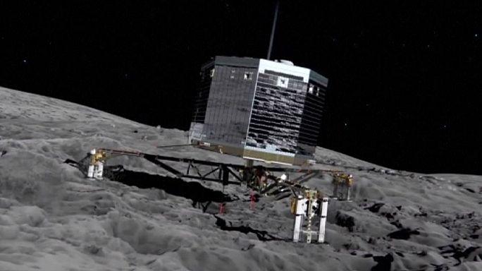 Cientista determina local da aterragem da Philae