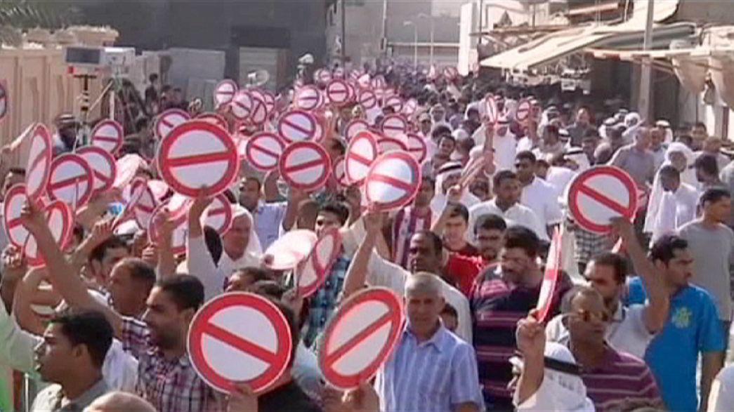 Bahrain votes amid calls for election boycott