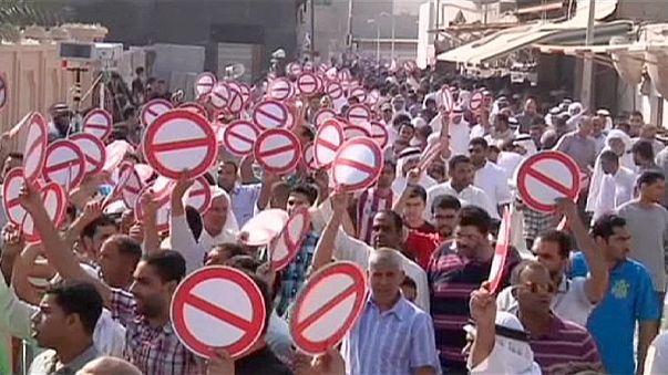 Síita bojkott a választásokon Bahreinban