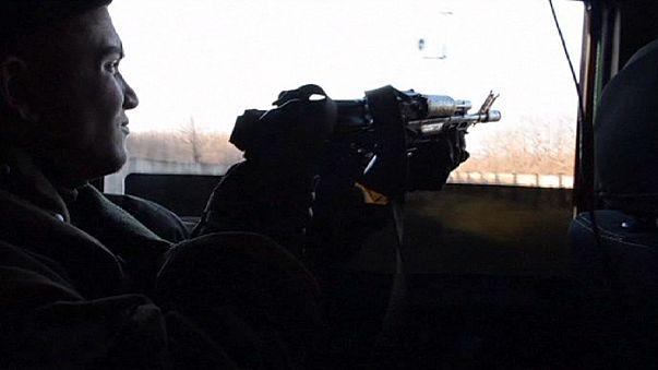 Украина: в районе аэропорта Донецка снова идут бои