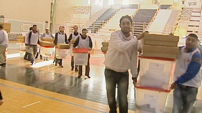 Elnökválasztás Tunéziában