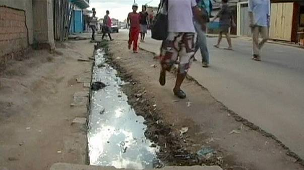 """Мадагаскар ведет борьбу с """"черной смертью"""""""