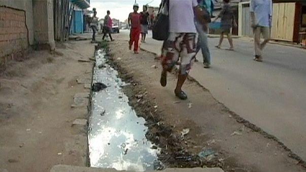 Madagaskar'da 'kara ölüm' alarmı