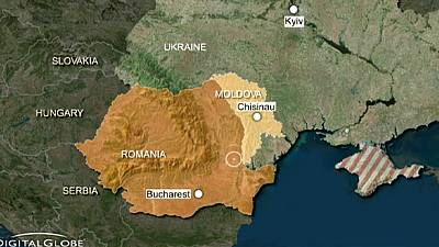 Earthquake measuring 5.6 strikes Romania