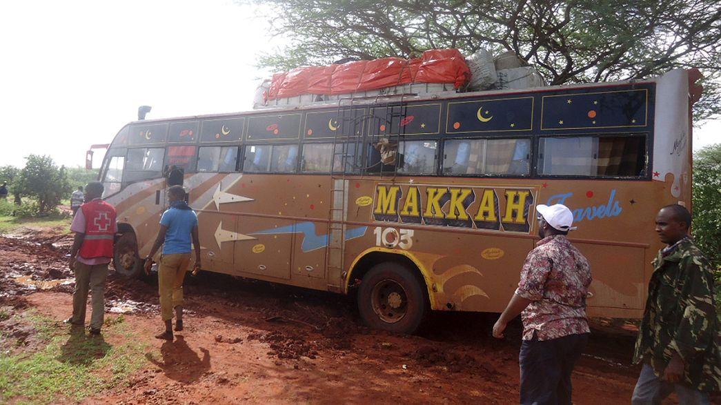"""""""Un inferno di violenza"""". I sopravvissuti all'attacco in Kenya raccontano"""