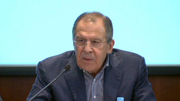 """Pour Lavrov, les sanctions occidentales visent un """"changement de régime en Russie"""""""