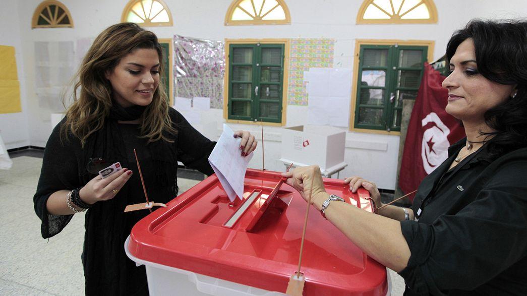 Primeras elecciones presidenciales libres en Túnez