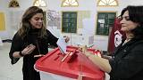Tunísia vota nas primeiras presidenciais livres