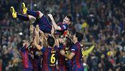 Messi smashes La Liga goal record