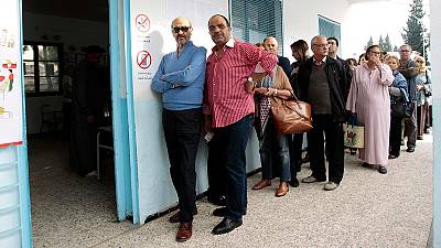 "Tunisia votes: ""We're looking for someone to save the country"""