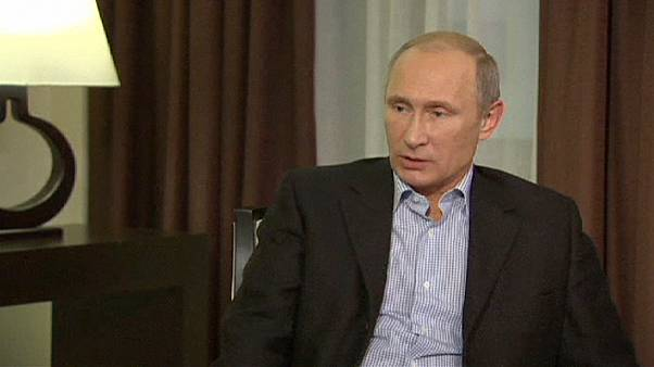 Putin denies he wants to create a new Iron Curtain