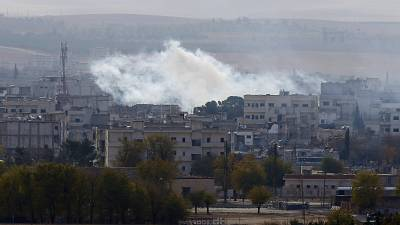Kobani remains under fire – nocomment
