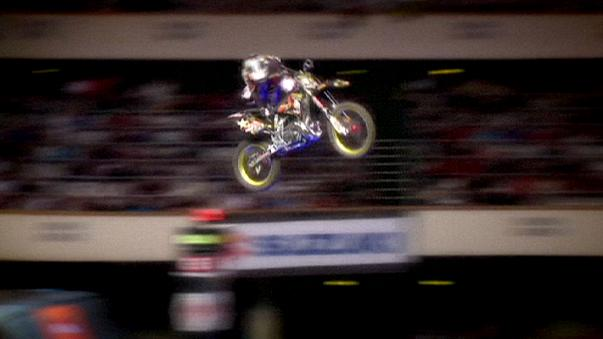 Melero clinches FMX World Championship