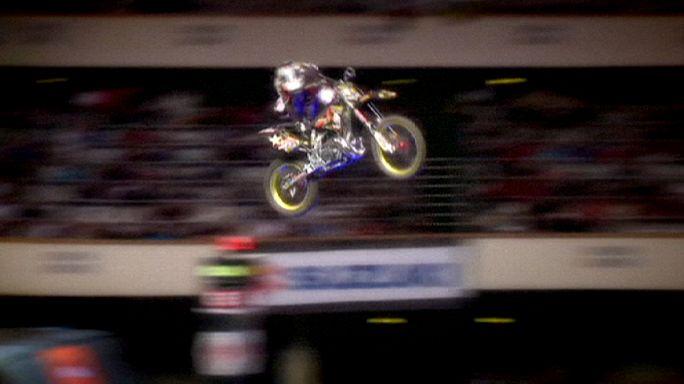 Motocross: Melero vince il titolo iridato FMX
