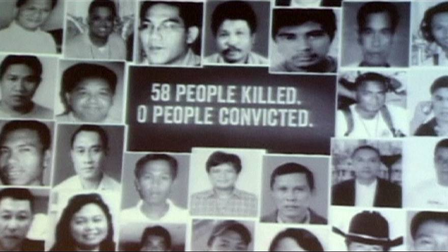 Philippines :commémoration d'un massacre resté impuni
