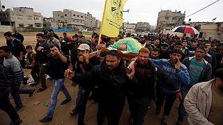 Un Palestinien abattu dans la bande de Gaza