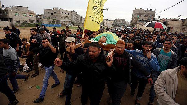 Израильские военные застрелили палестинца в секторе Газа