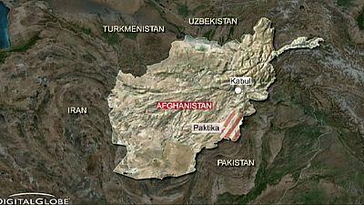 Bombenattentat auf Volleyballspiel in Afghanistan