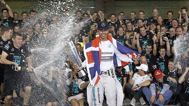 Speed : la deuxième couronne d'Hamilton