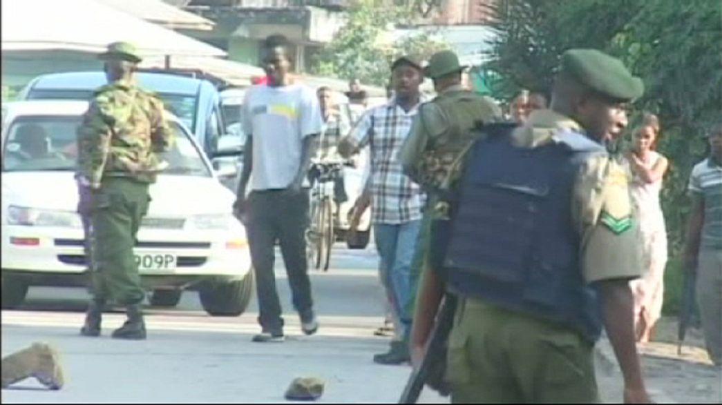 Kenya claims killing scores of militants following Saturday's bus ambush