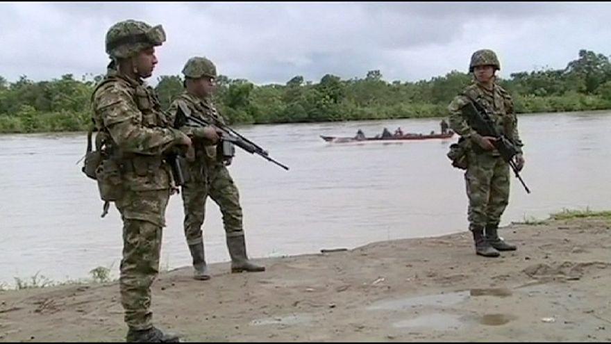 Colombia suspende las operaciones militares en el Este para facilitar la liberación de secuestrados de las FARC