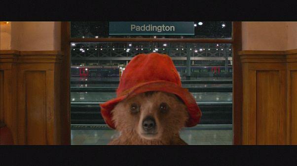 Urso Paddington salta para o grande ecrã