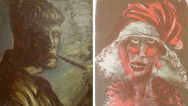La Suisse récupère une collection de tableaux volés par les nazis