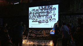 Philippines marks 5-year anniversary of Maguindanao massacre